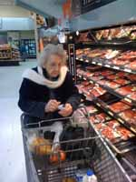 Mom C shopping in high gear!